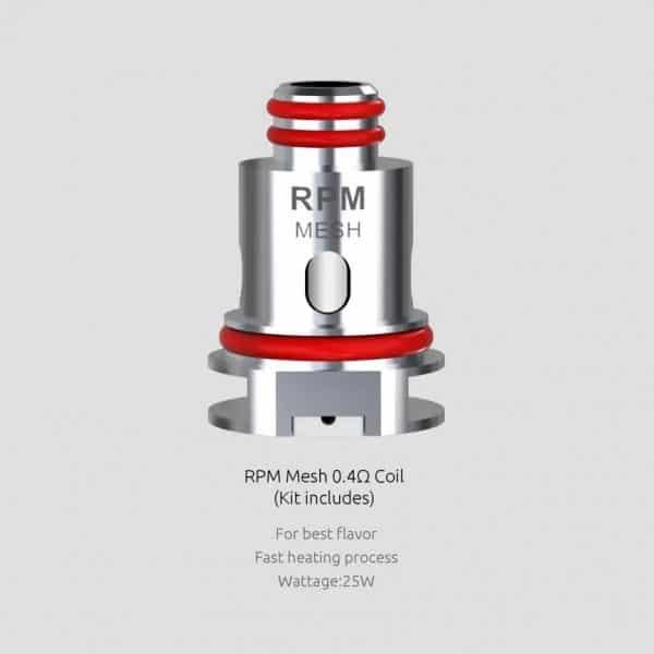 Coil RPM 0.4