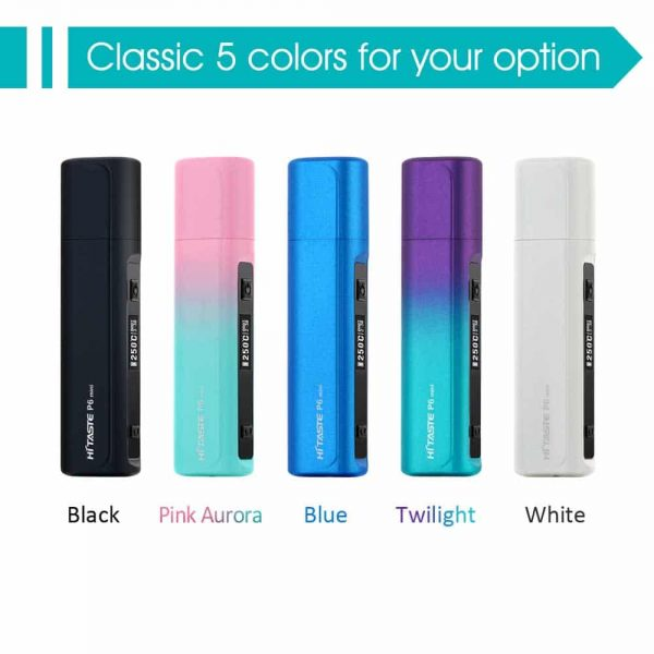 Hi Taste P6 Mini Choose Color