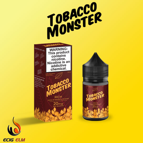 Smooth Tobacco Monster